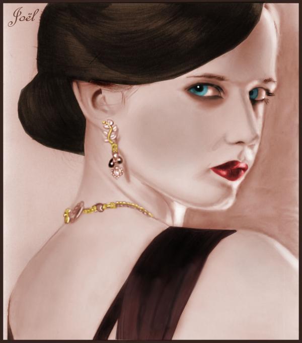 Eva Green by klk68
